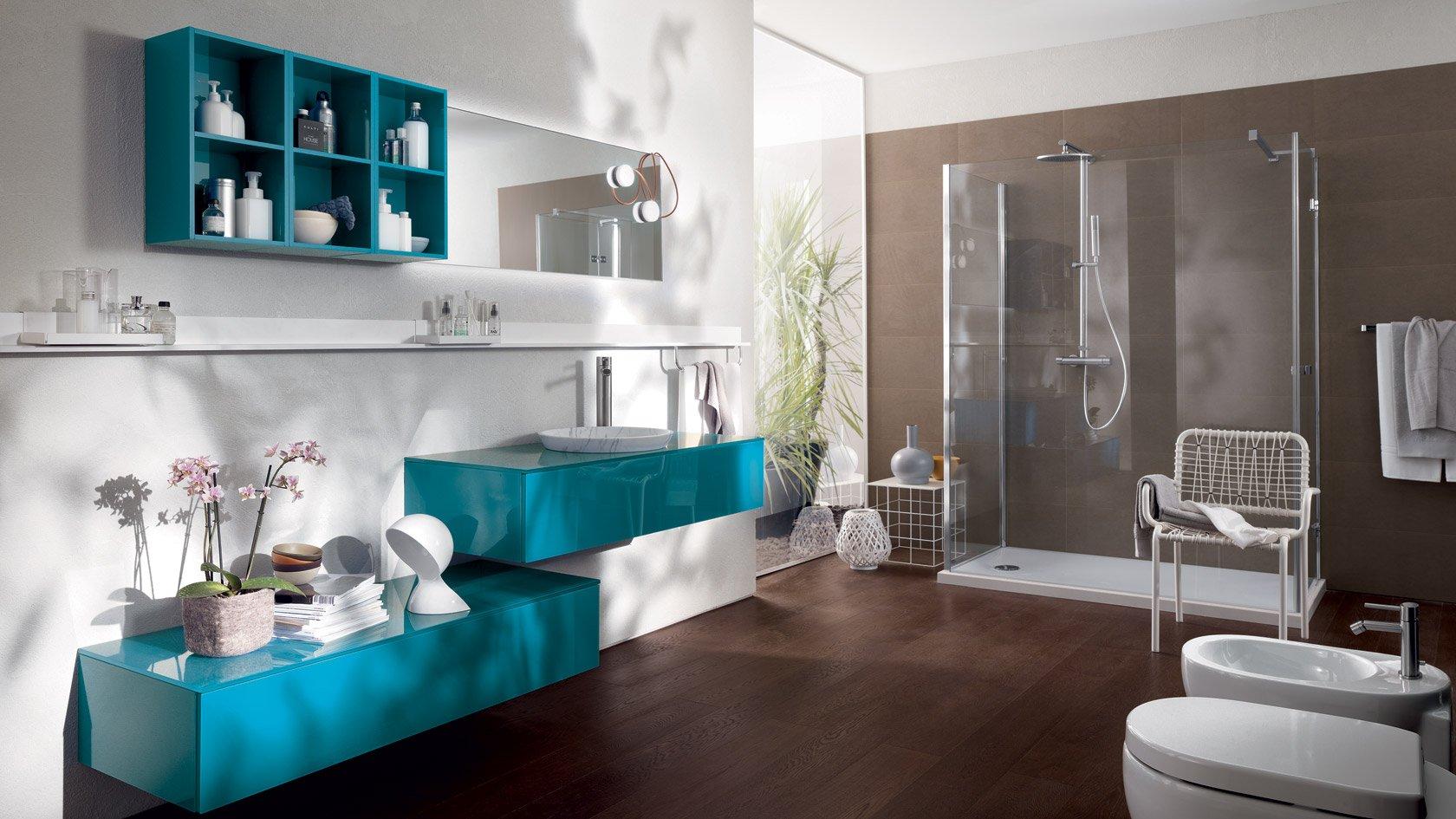 Logica d'arredo - il bagno - Scavolini - Font