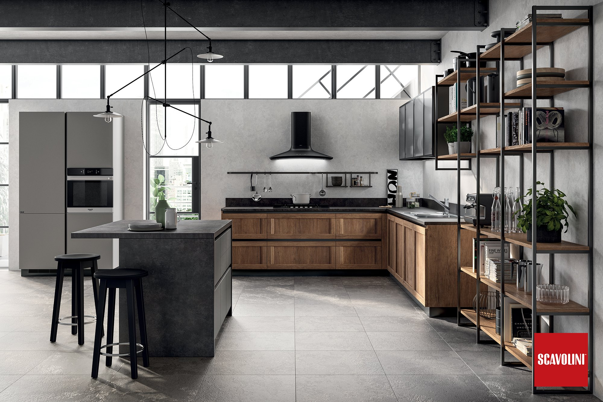 Cucina Scavolini mod. Evolution