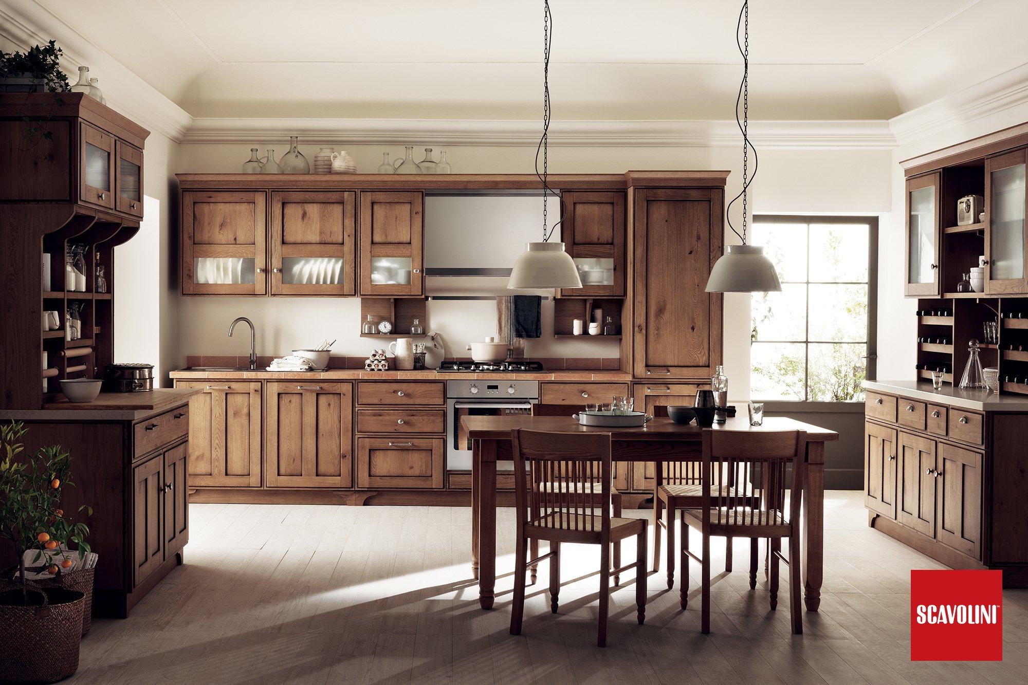 Cucina Scavolini mod. Favilla