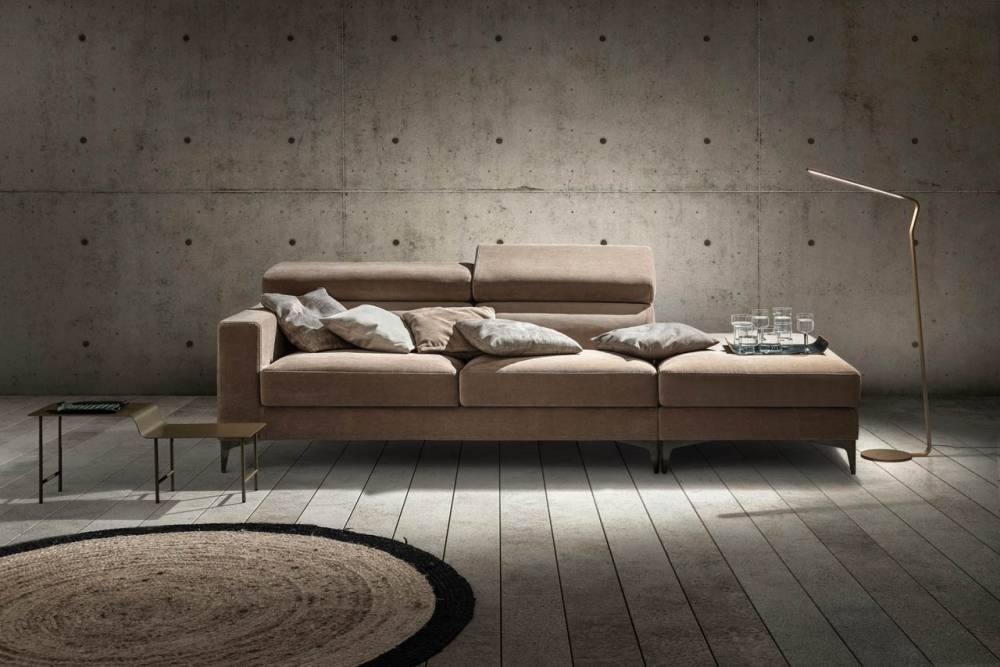 Logica d'arredo - samoa - divani moderni - alter special