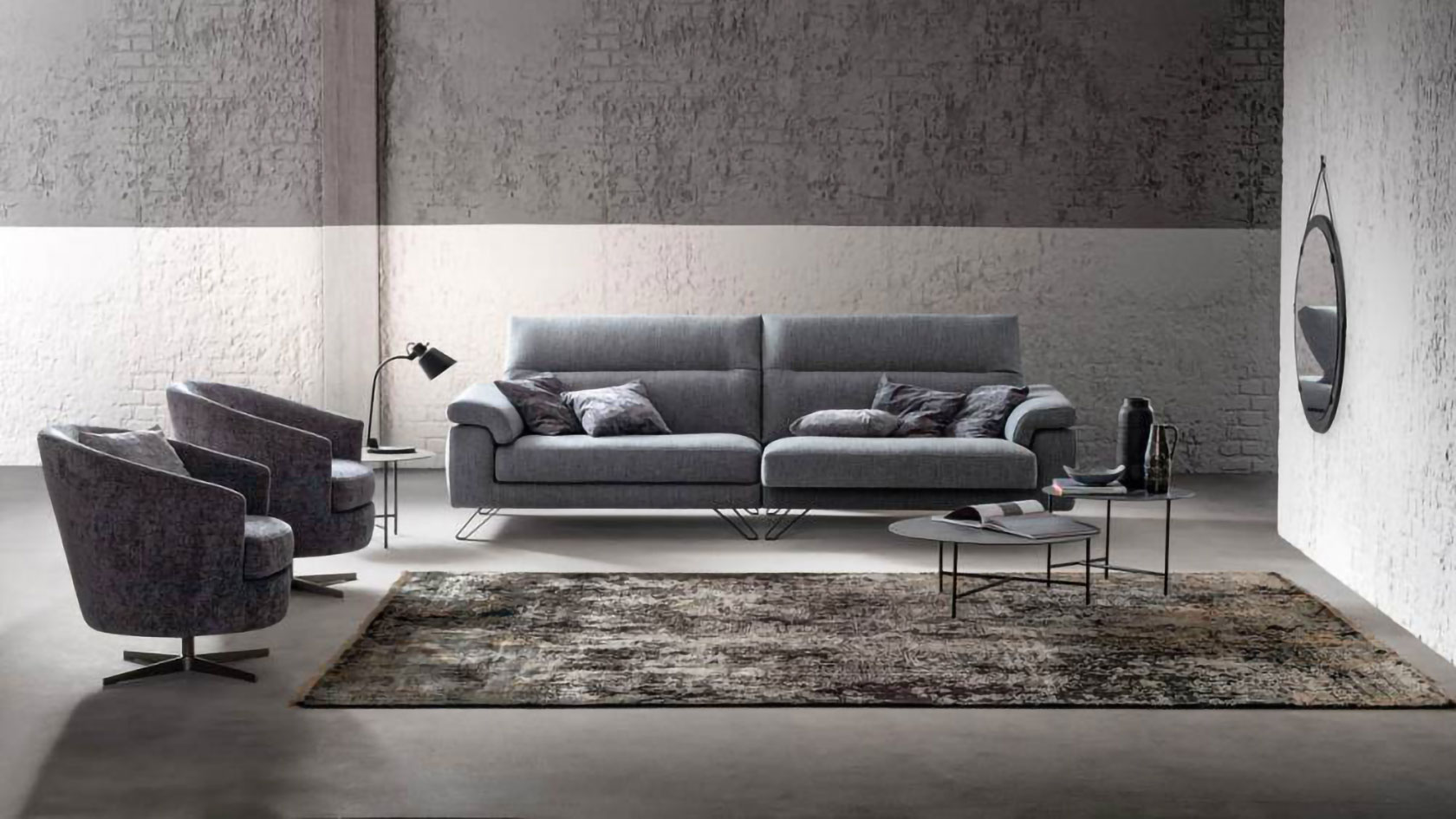 Logica d'arredo - samoa - divani moderni - way special